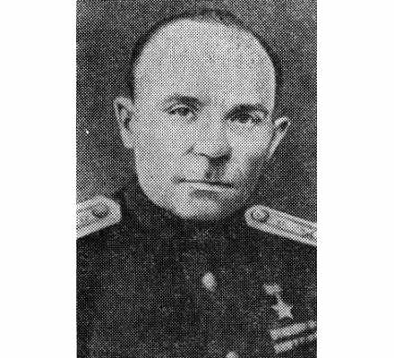 Герои войны: Михаил Трусов