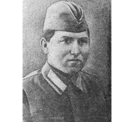 Герои войны: Дмитрий Барашев