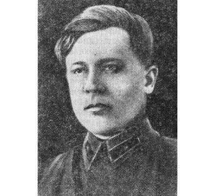 Герои войны: Александр Бербешкин
