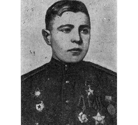 Герои войны: Сергей Мухортов