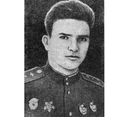 Герои войны: Андрей Попов