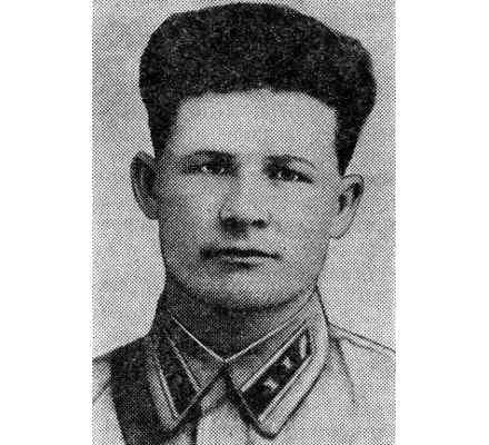 Герои войны: Георгий Пономарёв