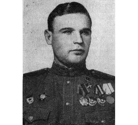 Герои войны: Александр Рыбин