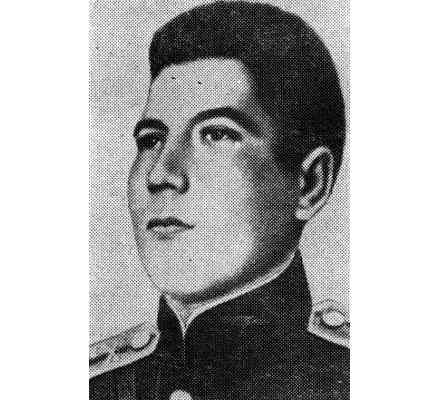 Герои войны: Владимир Бурдасов