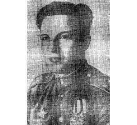 Герои войны: Николай Моторин