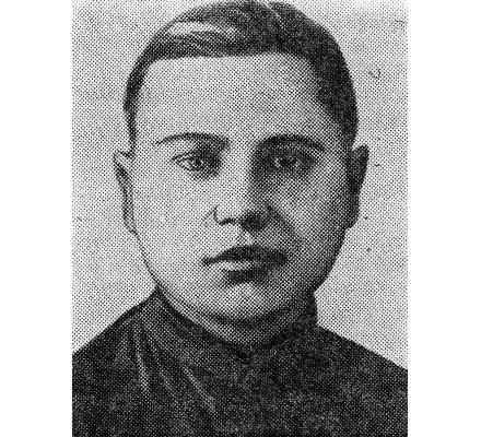 Герои войны: Николай Шапкин