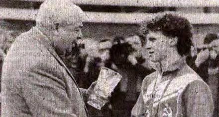 Молодой Сергей Кирьяков