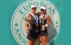 Тамбовчанка Олеся Первушина выиграла первенство Европы по теннису