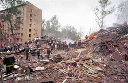 Новейшая история России. Путинизм. Часть I. Взрывы домов в городах РФ в 1999 году
