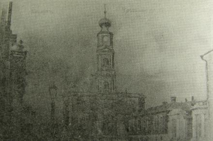 Троицкая (Пятницкая) церковь (Мичуринск)