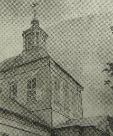 Скорбященская кладбищенская церковь (Мичуринск)