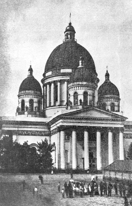 Троицкий собор в Моршанске