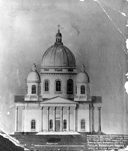 Троицкий собор в Моршанске. Часть 5