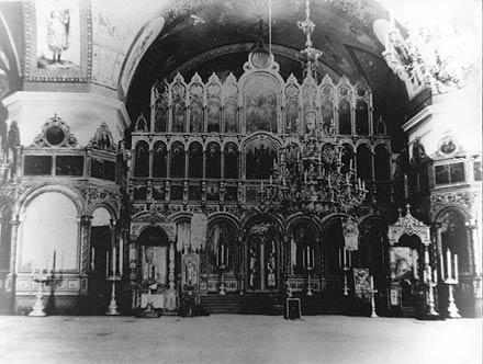 Троицкий собор в Моршанске. Часть 3