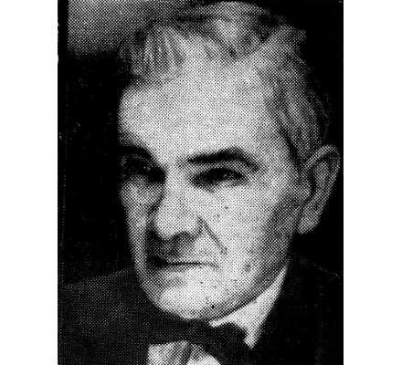 Композиторы тамбовского края. Сергей Иванович Потоцкий (1883-1956)