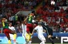 Кубок Конфедераций, I тур. Камерун — Чили 0:2